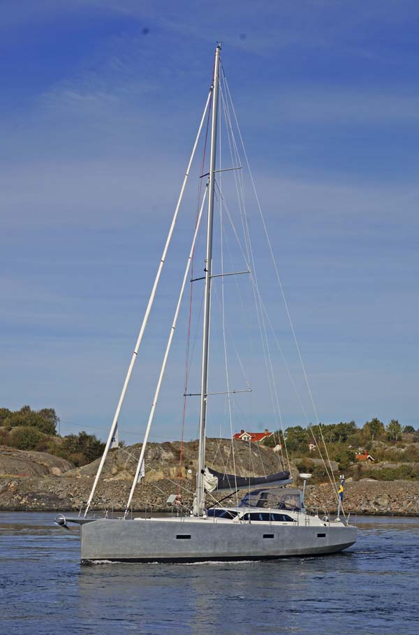 Adventure Yachts / Sweden
