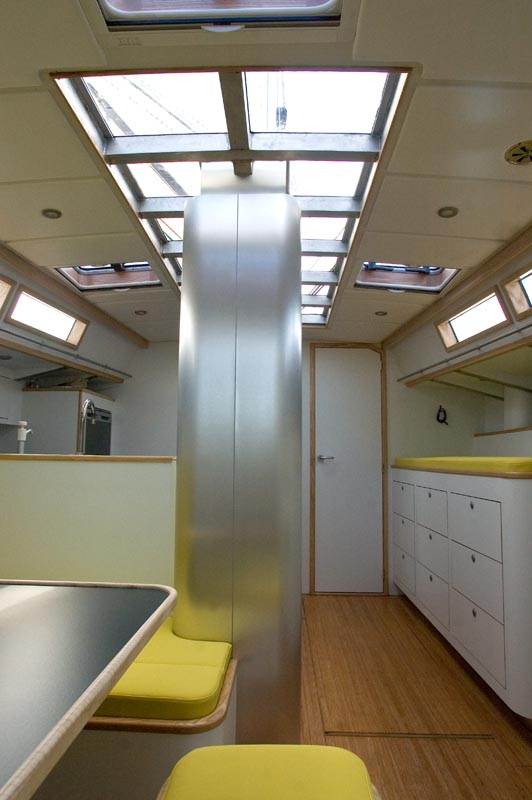 BM54 clipper skylight